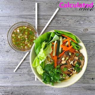Vietnamese Pork & Vermicelli Bowl