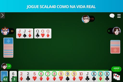 Scala 40 Online - Free Card Game 98.1.33 screenshots 1