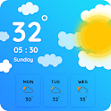 Live Weather Forecast - Weather Radar icon