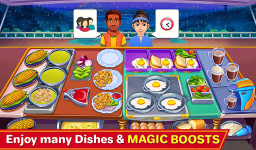 Indian Cooking Madness - Restaurant Cooking Games apkmr screenshots 6