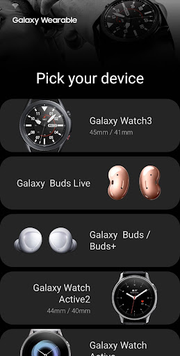 Galaxy Wearable (Samsung Gear) 2.2.32.20071661 Screenshots 2