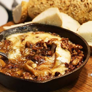 3 Ingredient Baked Brie