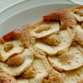 Triple Apple Cake