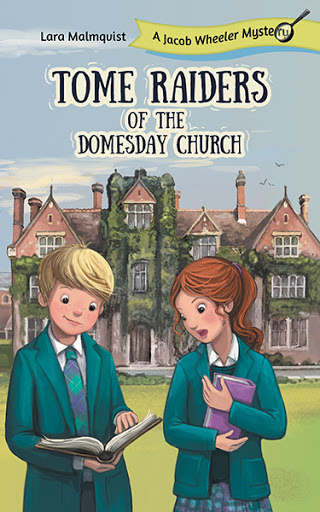 Tome Raiders of the Domesday Church cover