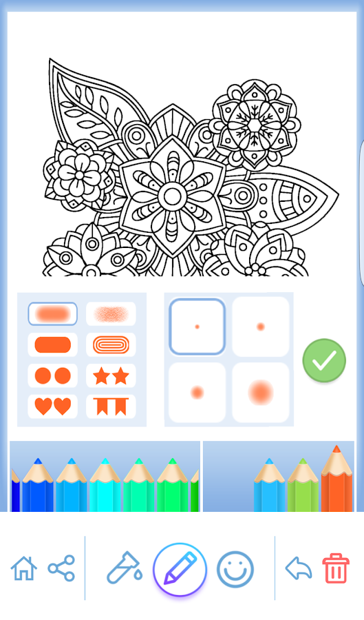 Mandala Coloring For Adults Android Apps On Google Play