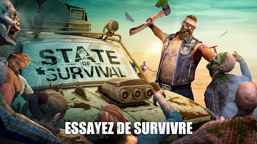 Télécharger Gratuit State of Survival: Combat Contre Les Zombies En 3D mod apk screenshots 3