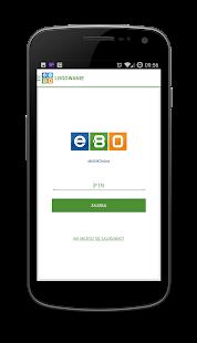 EBO Mobile - náhled