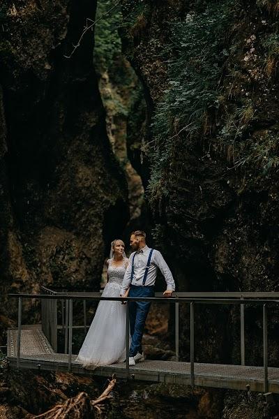 Svatební fotograf Vanda Mesiariková (VandaMesiarikova). Fotografie z 22.08.2018