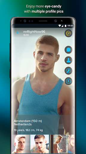 ROMEO - Gay Chat & Dating 3.3.0 screenshots 1