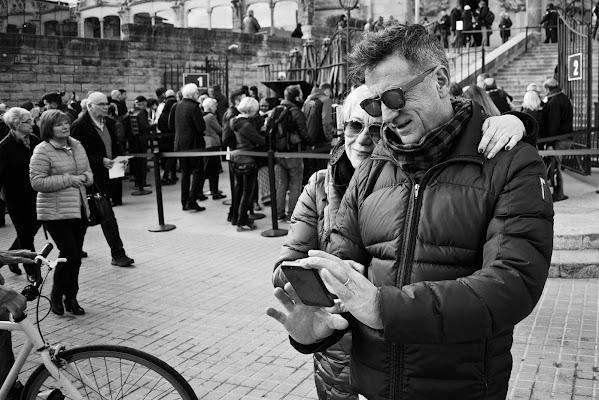 People in Barcelona di MersaPhotography