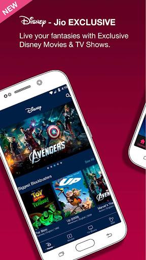 JioCinema: Movies TV Originals for Android apk 2