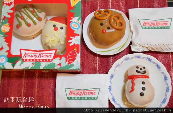 KrispyKreme買4送2聖誕超值禮盒