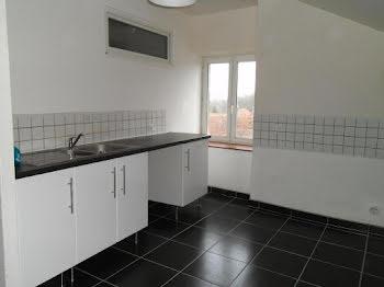 appartement à Courcelles-Chaussy (57)