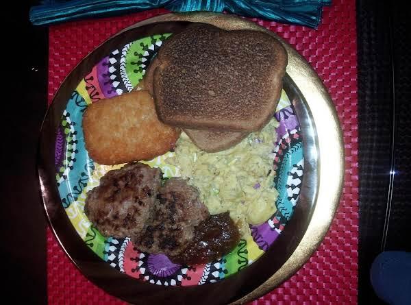 Homemade Breakfast Sausage Recipe