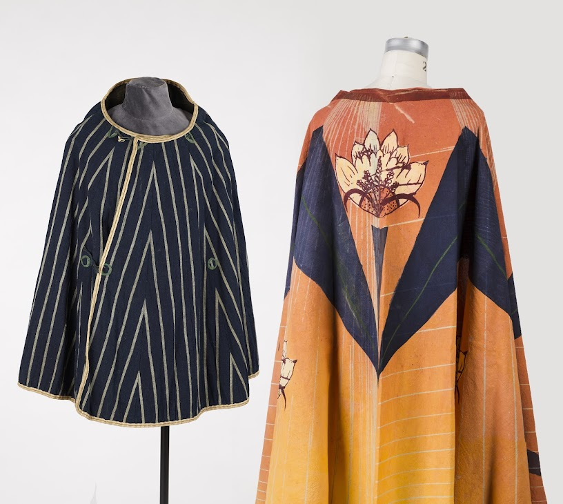 Japanese Textiles Inspire Vibrant Student Work
