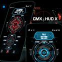CMX - HUD X  · KLWP Theme icon