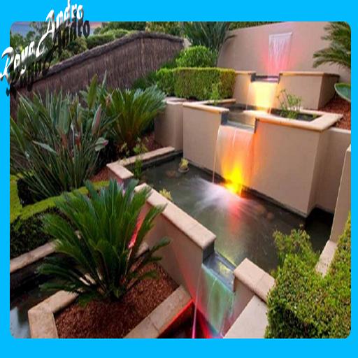 魚池のデザイン