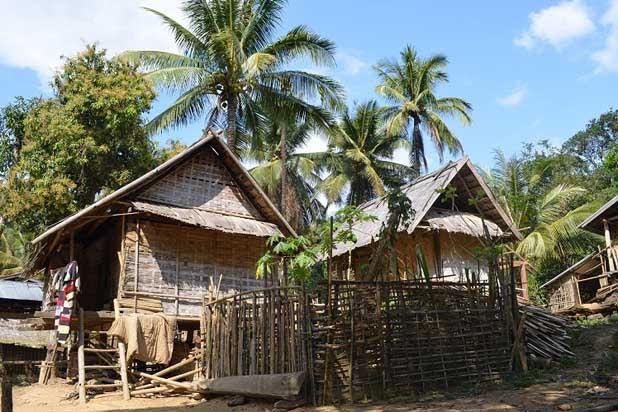 Homestay in Muang Ngoi