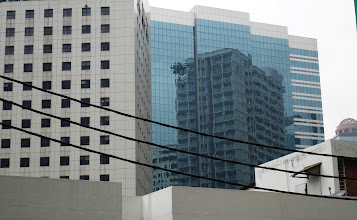 Photo: Loved the reflection of the building