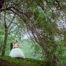 Wedding photographer Roman Bobrov (BobrOff). Photo of 21.10.2014