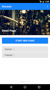 Discores - Disc Golf App- screenshot thumbnail
