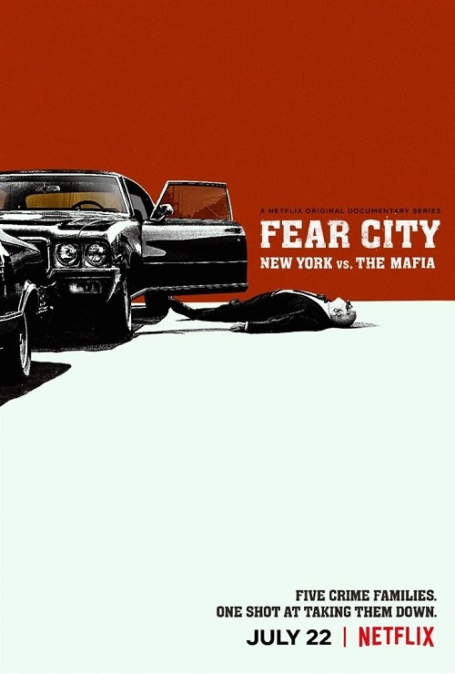 La ciudad del miedo: Nueva York contra la mafia