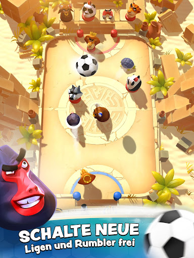 Rumble Stars Fussball screenshot 2
