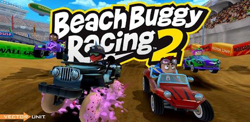 Beach Buggy Racing 2 MasterMod Apk infinite chameleon paint
