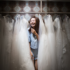 婚礼摄影师Dennis Chang(DennisChang)。18.11.2017的照片