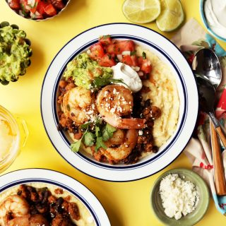 Tex-Mex Shrimp and Grits Recipe