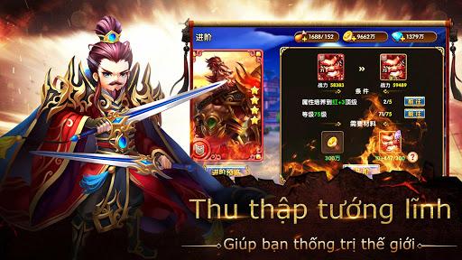 Lords Wrath – Tam Quốc Tranh Bá poster