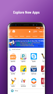 Earn Talktime -Recharge & more- screenshot thumbnail
