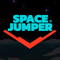 Space Jumper: Game to Overcome Obstacles - Free icon