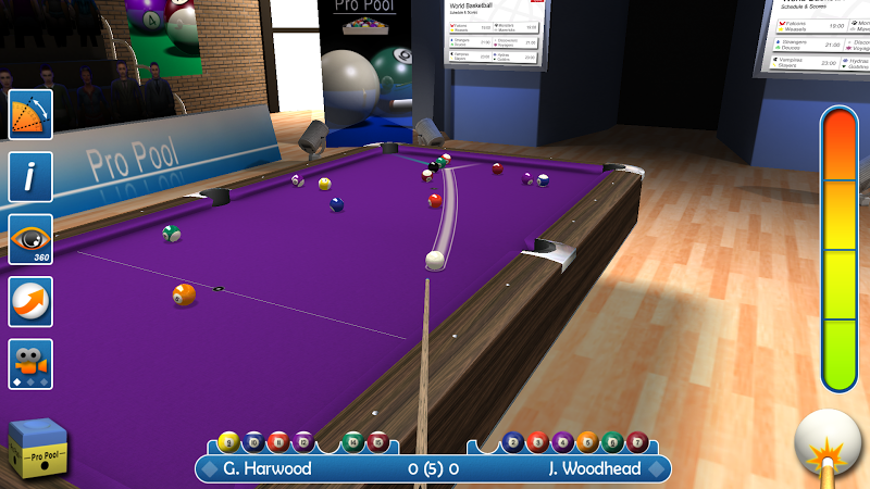 Pro Pool 2018 Screenshot 12