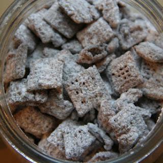 Vegan and Gluten Free Muddy Buddies with Cardamom and Sea Salt Recipe