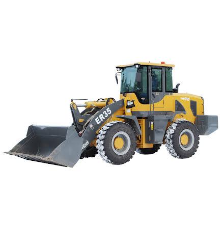 Everun ER35 | 4x4 | DEUTZ 125hk | Lyfter 3000kg
