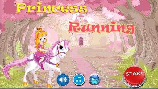 Running Princess Adventure