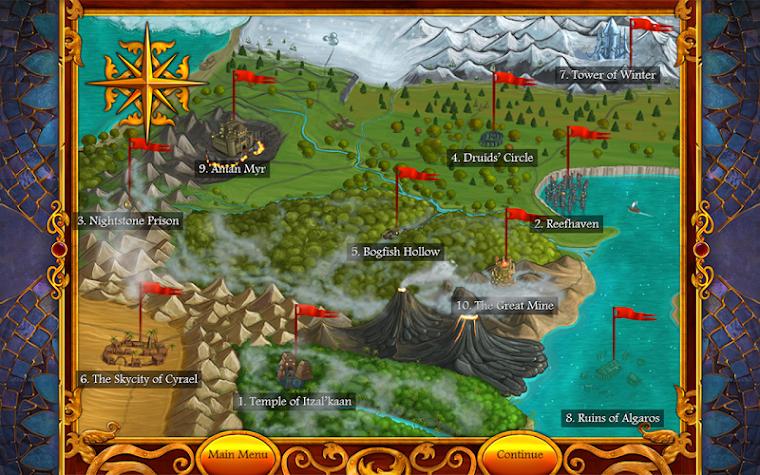 Mystery Riddles Screenshot