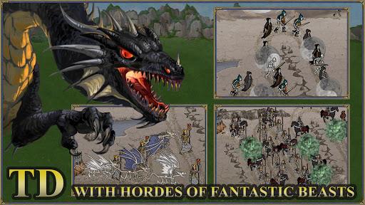 Medieval Heroes: Magic Fantasy Tower Defense games cheat screenshots 5