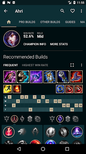Builds for LoL 1.26.13 app download 2