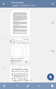 TurboScan: scan documents & receipts in PDF – [Mod + APK] Android 2