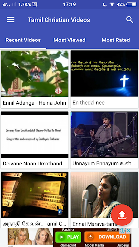 Download Tamil Christian Video Songs APK latest version app by