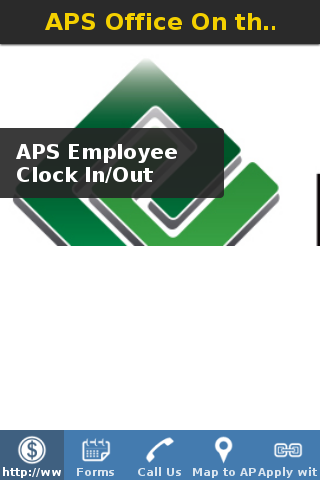 APS Office On the Go