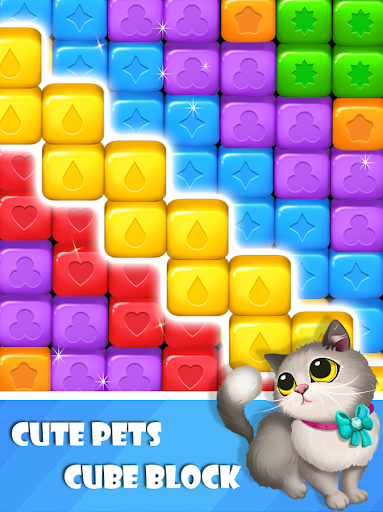 Pets Cube Crush 1.0 screenshots 4