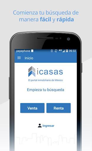 iCasas Mexico - Real Estate Screenshot