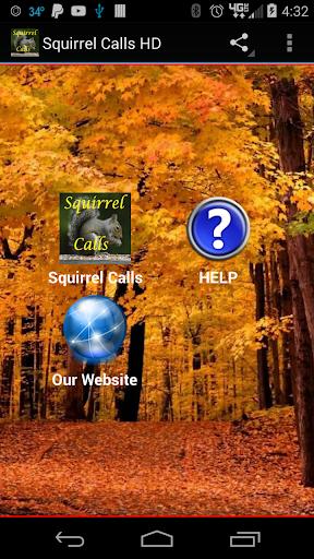Squirrel Calls HD