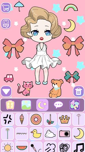 Vlinder Doll - Games For Girls 1.2.0 screenshots 1