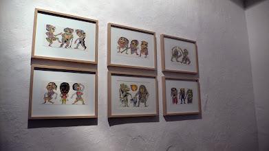 Photo: obra de Mayte Bayón