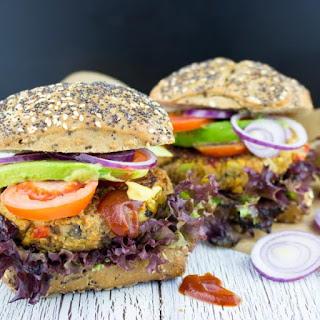 Chickpea Quinoa Power Burger Recipe