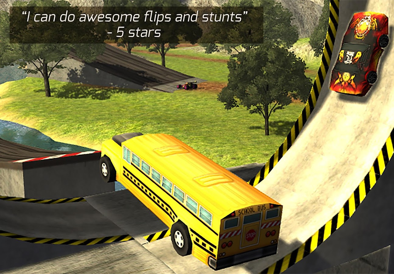 Crash Drive 3D - Offroad race- screenshot